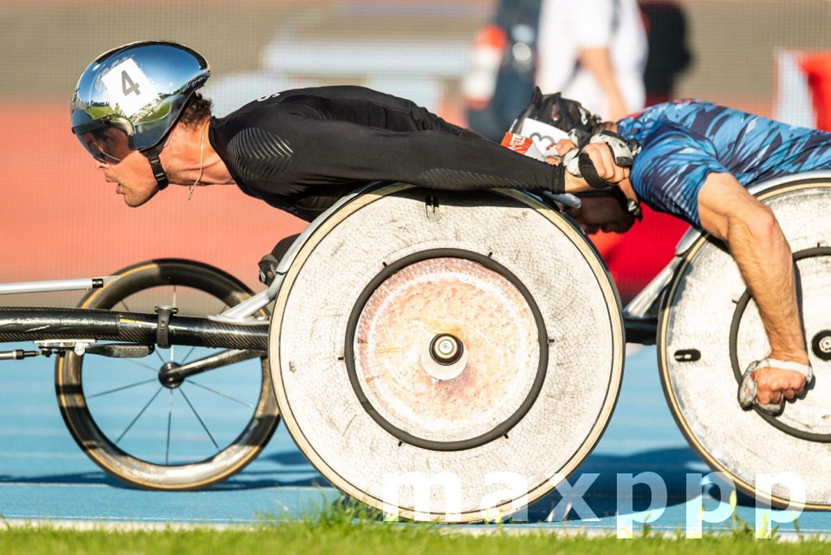 European Para Athletics Championships in Bydgoszcz