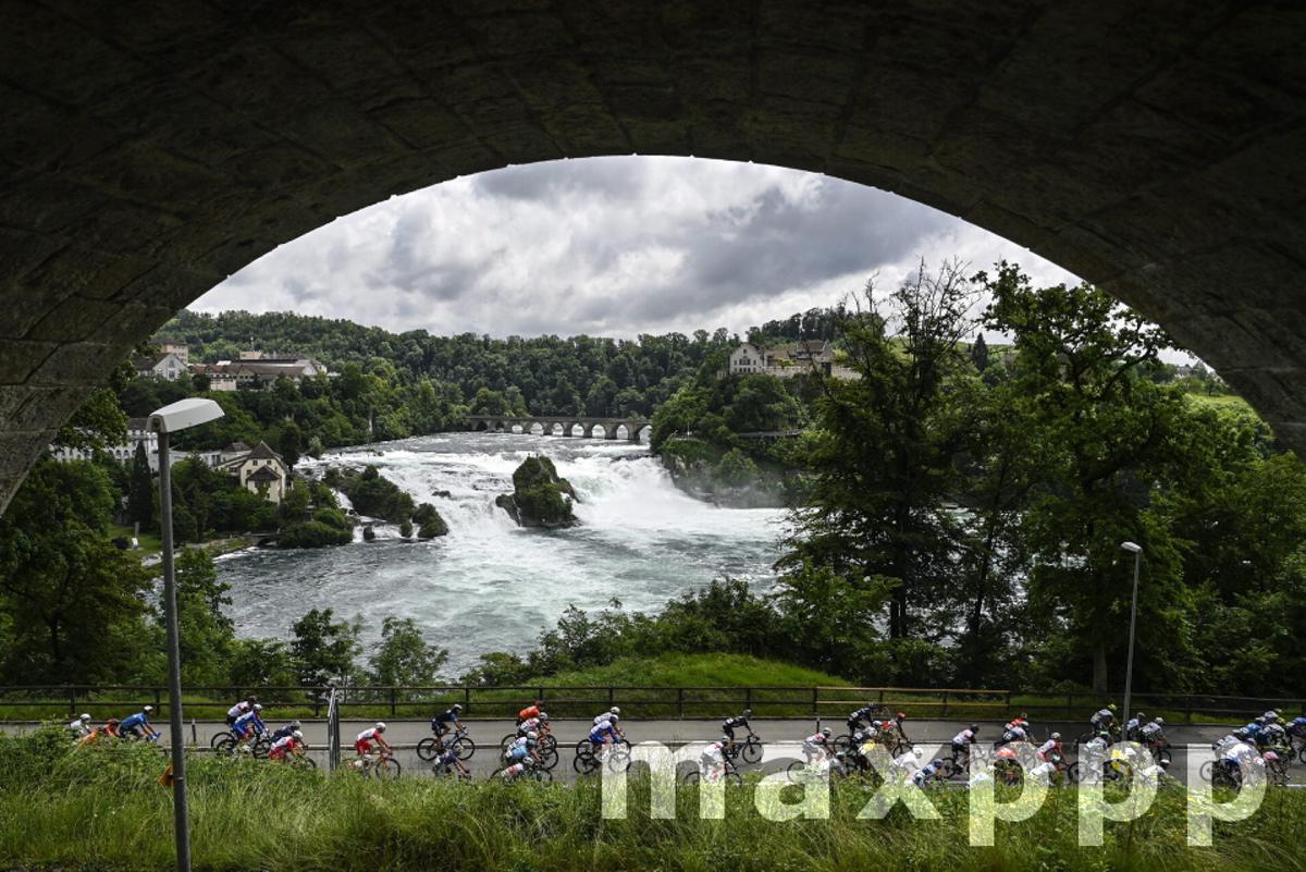 Tour de Suisse 2021 - 2nd stage