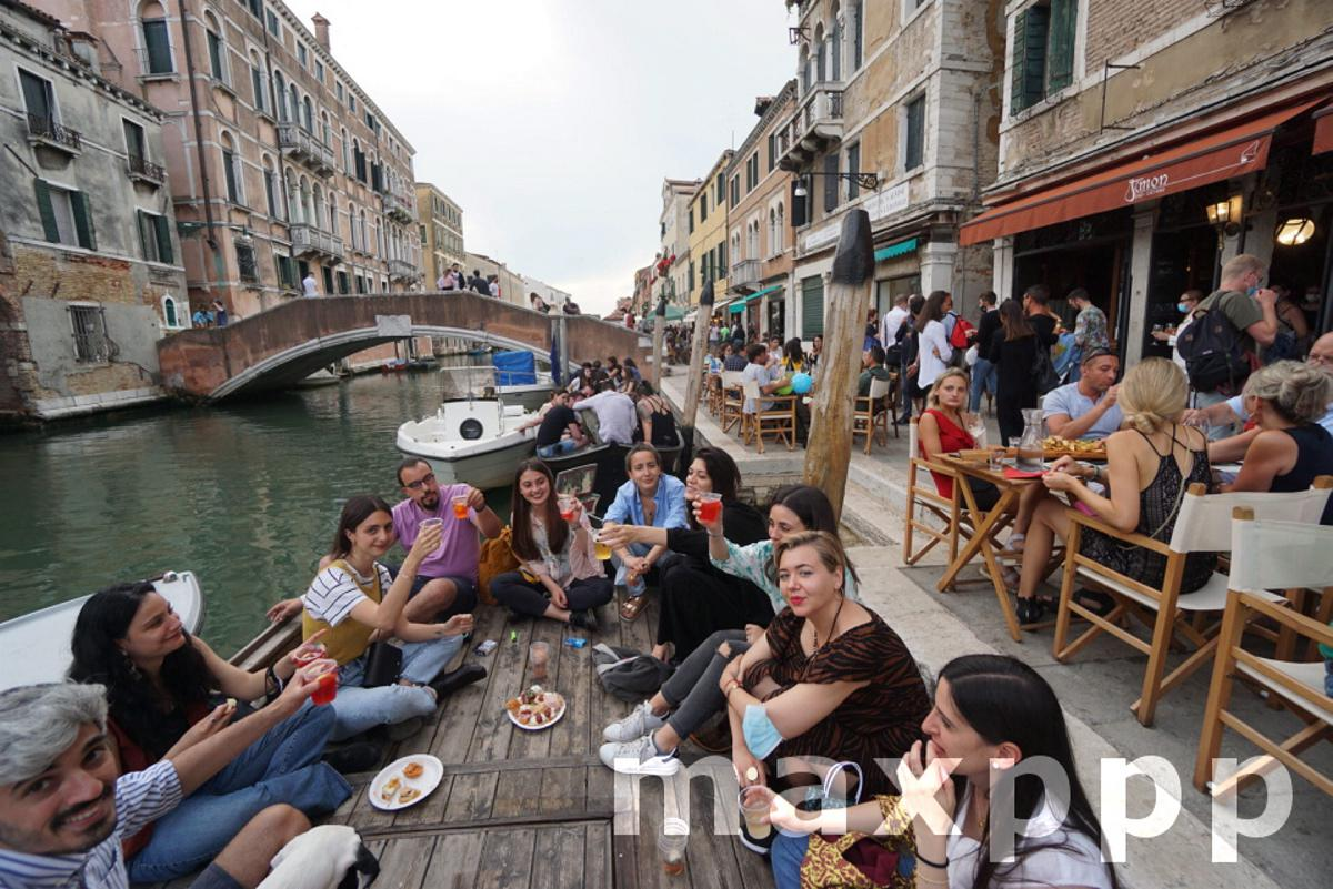 Most coronavirus restrictions lifted in Venice