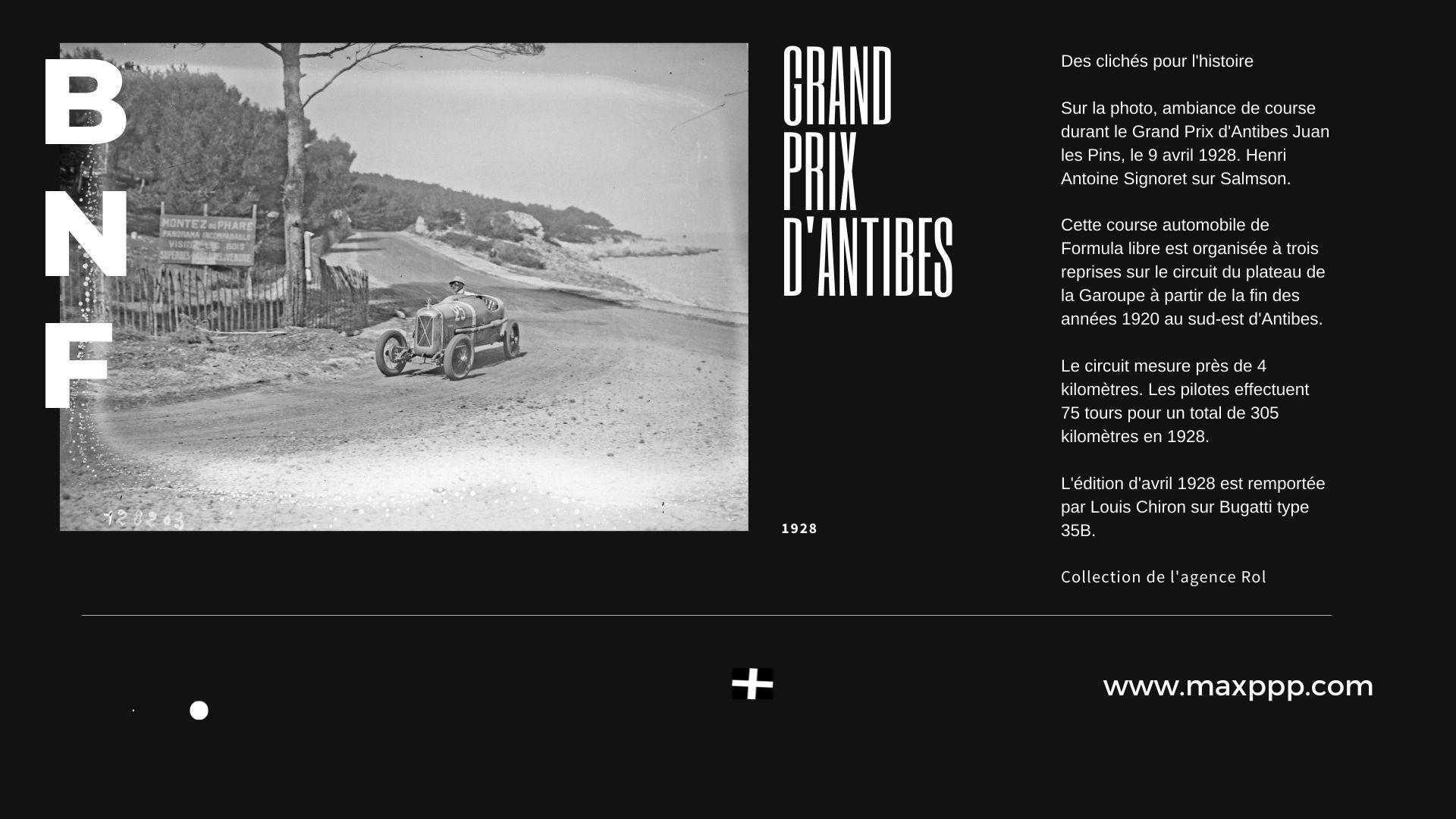 GRand Prix d'Antibes Juan Les Pins