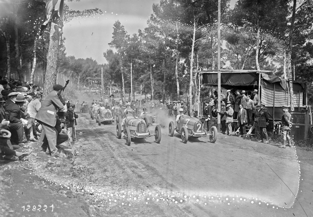 GRand Prix d'Antibes Juan Les Pins, 1928