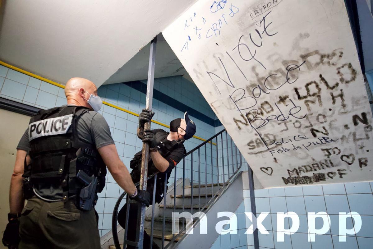Opération coup de poing anti drogue à Calais