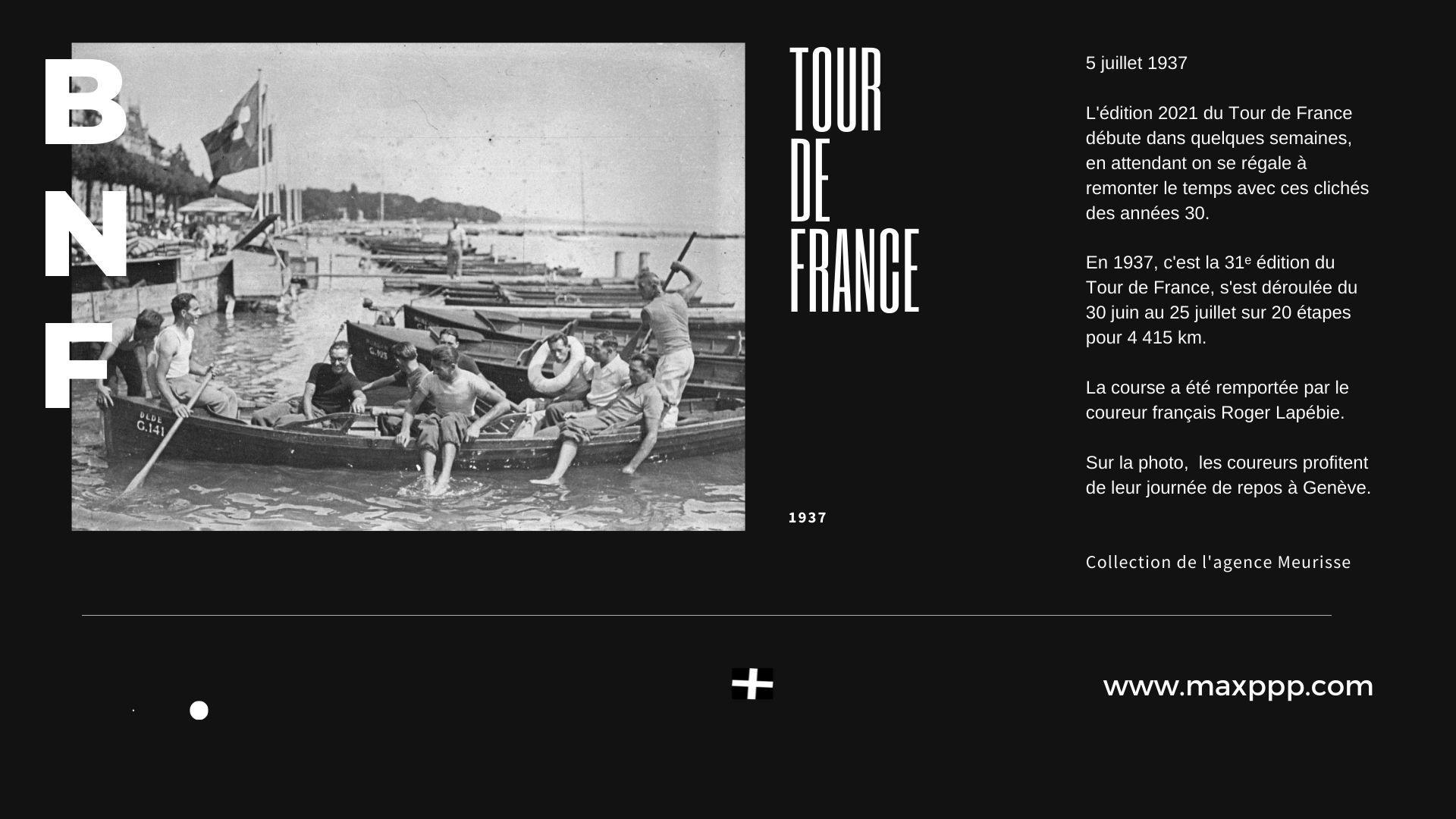 Tour de France - 1937