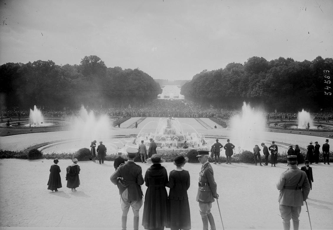 Traité de Versailles - 28 juin 1919