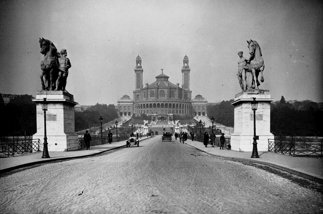 1922 - Monuments de Paris
