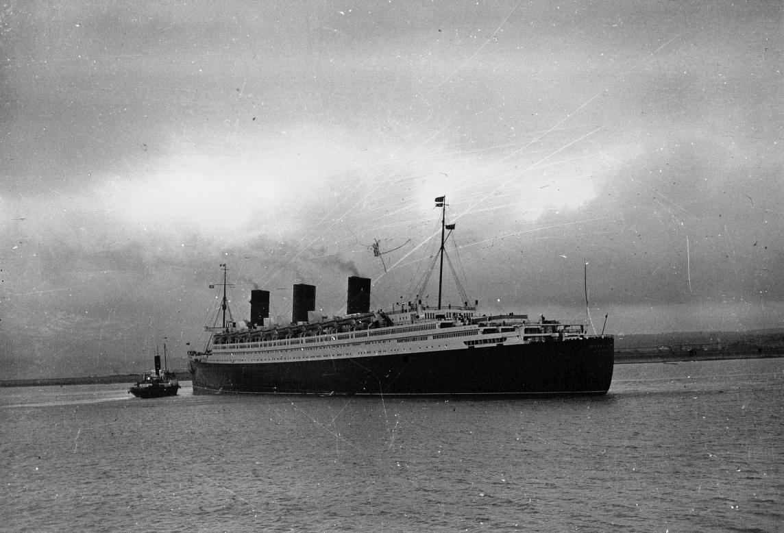Queen Mary - 1936