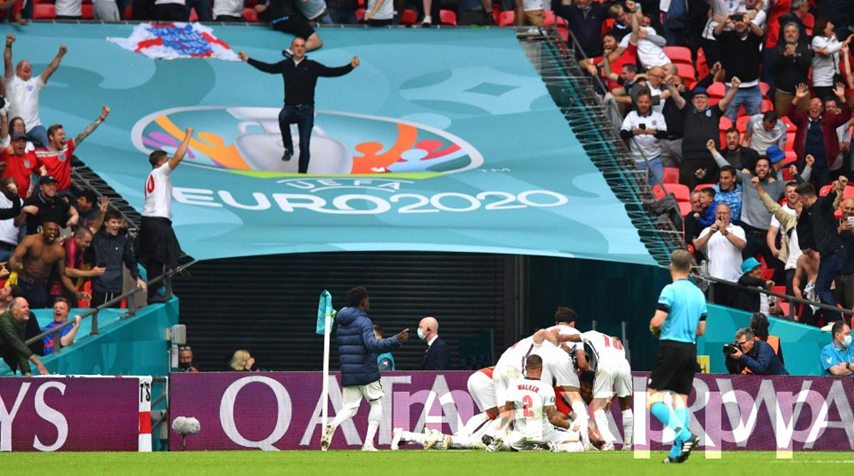 Round of 16 England vs Germany