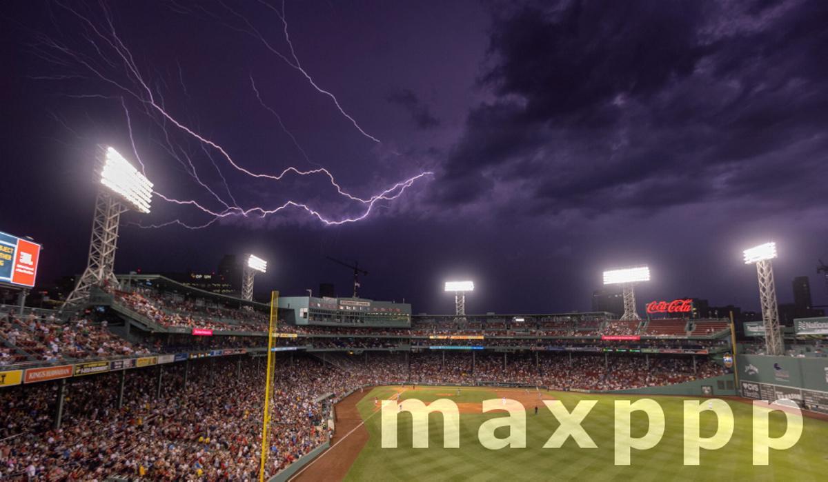 Kansas City Royals at Boston Red Sox