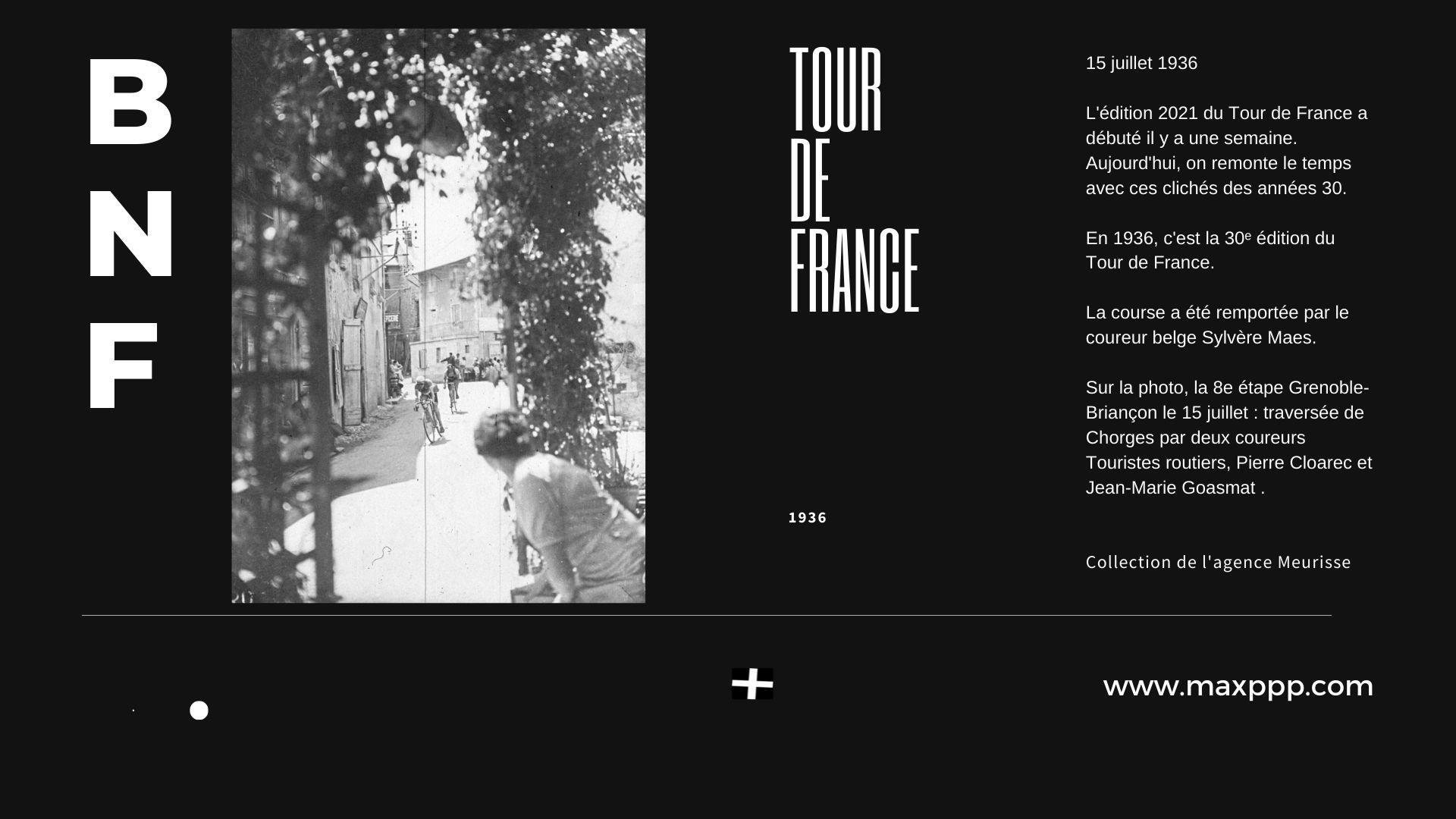 Tour de France - 1936
