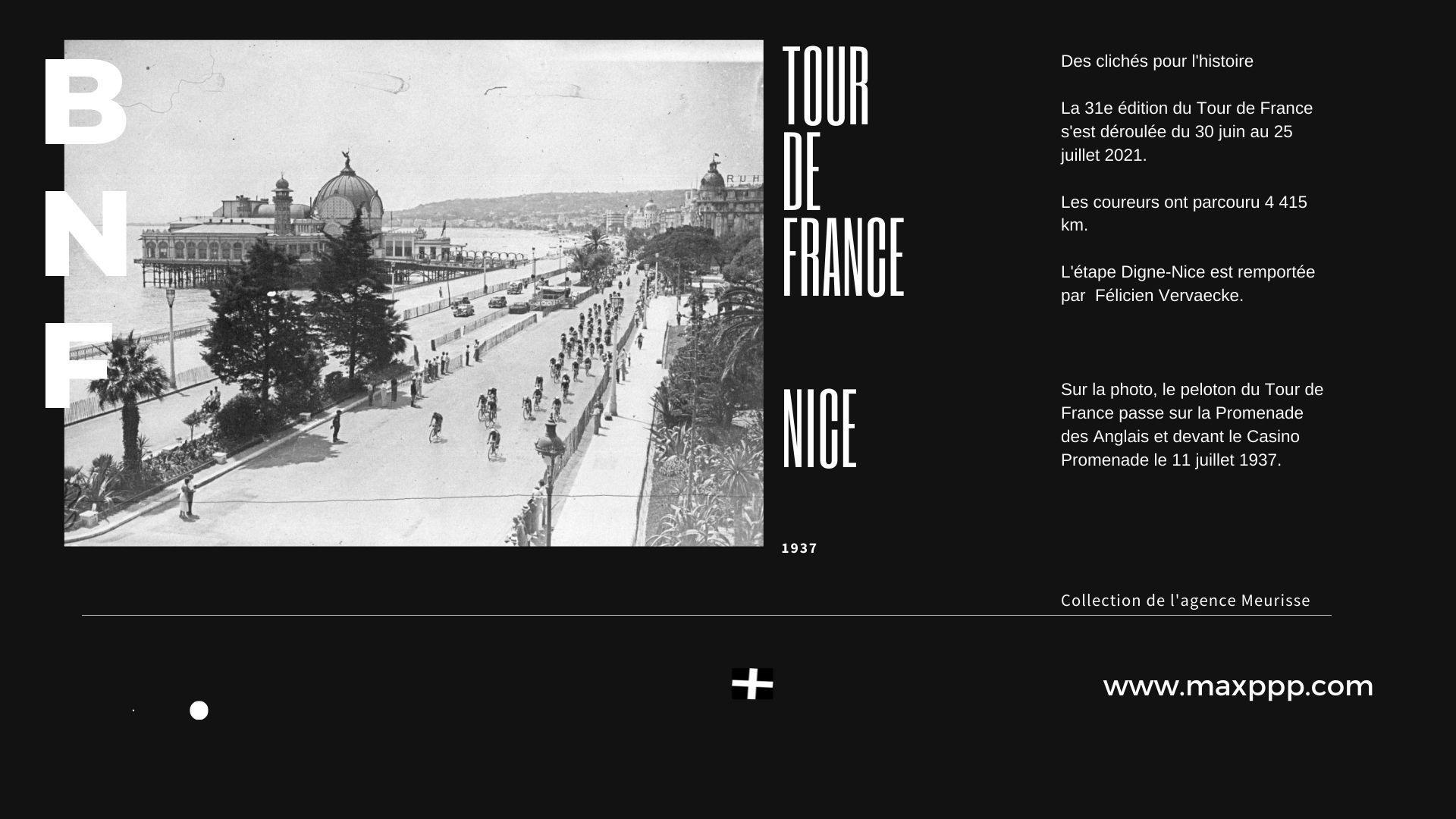 Tour de France 1937, Nice