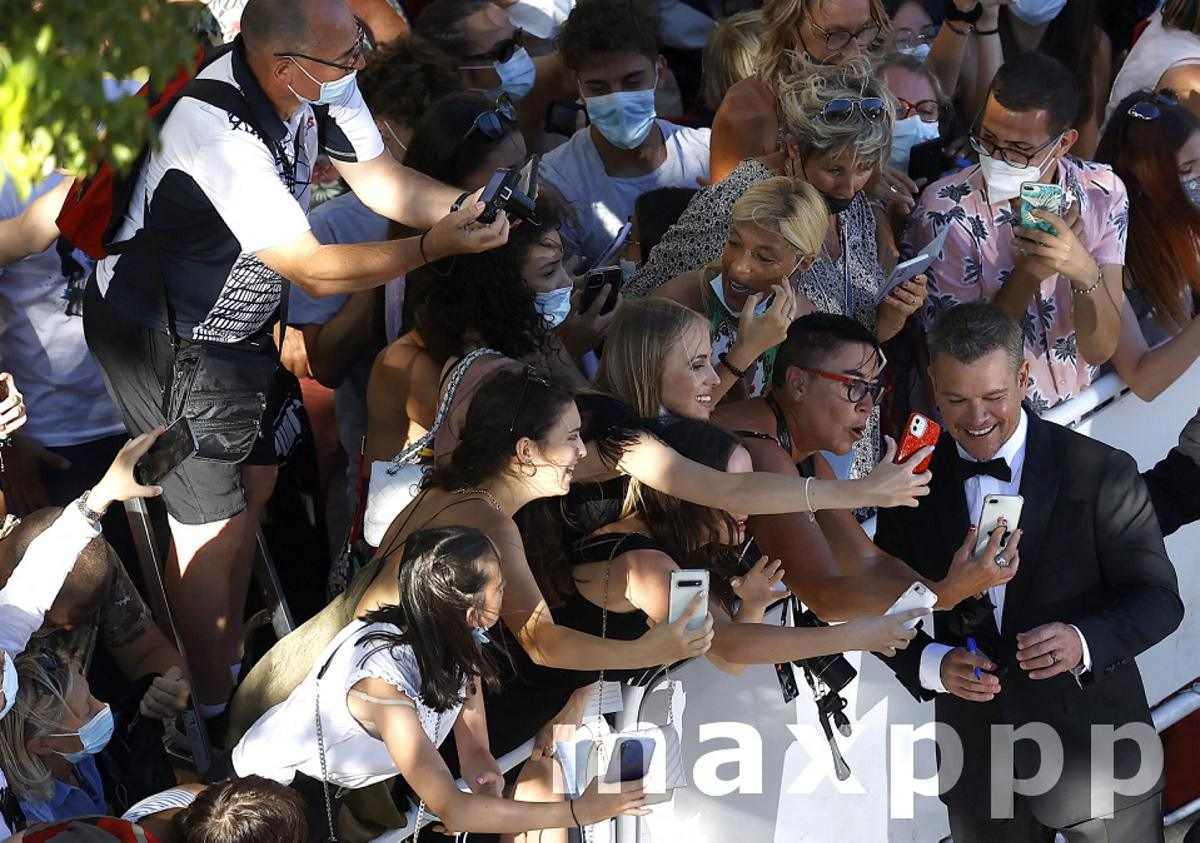 Stillwater Premiere - 74th Cannes Film Festival