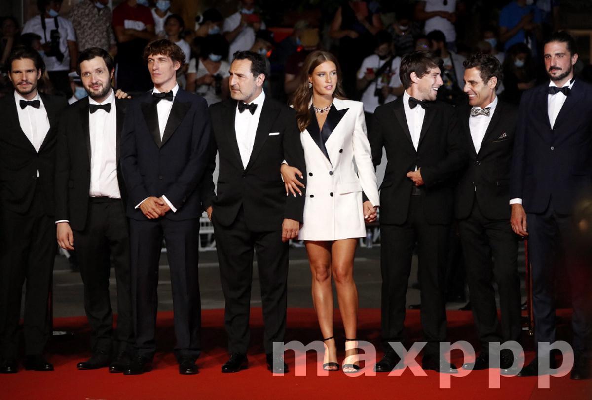 Bac Nord Premiere - 74th Cannes Film Festival