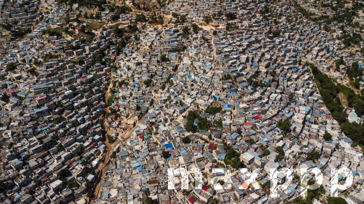 Daily life in Port au Prince