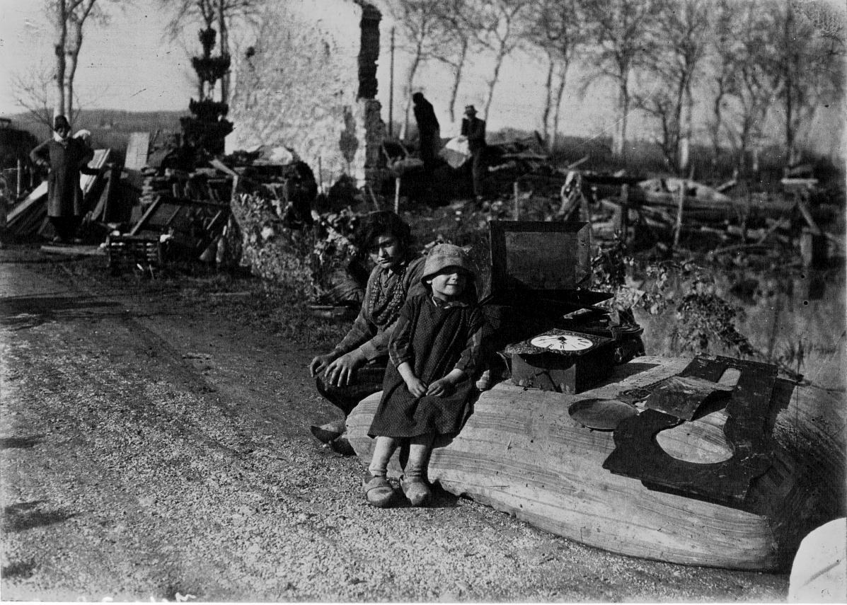 Inondations Montauban, 1930