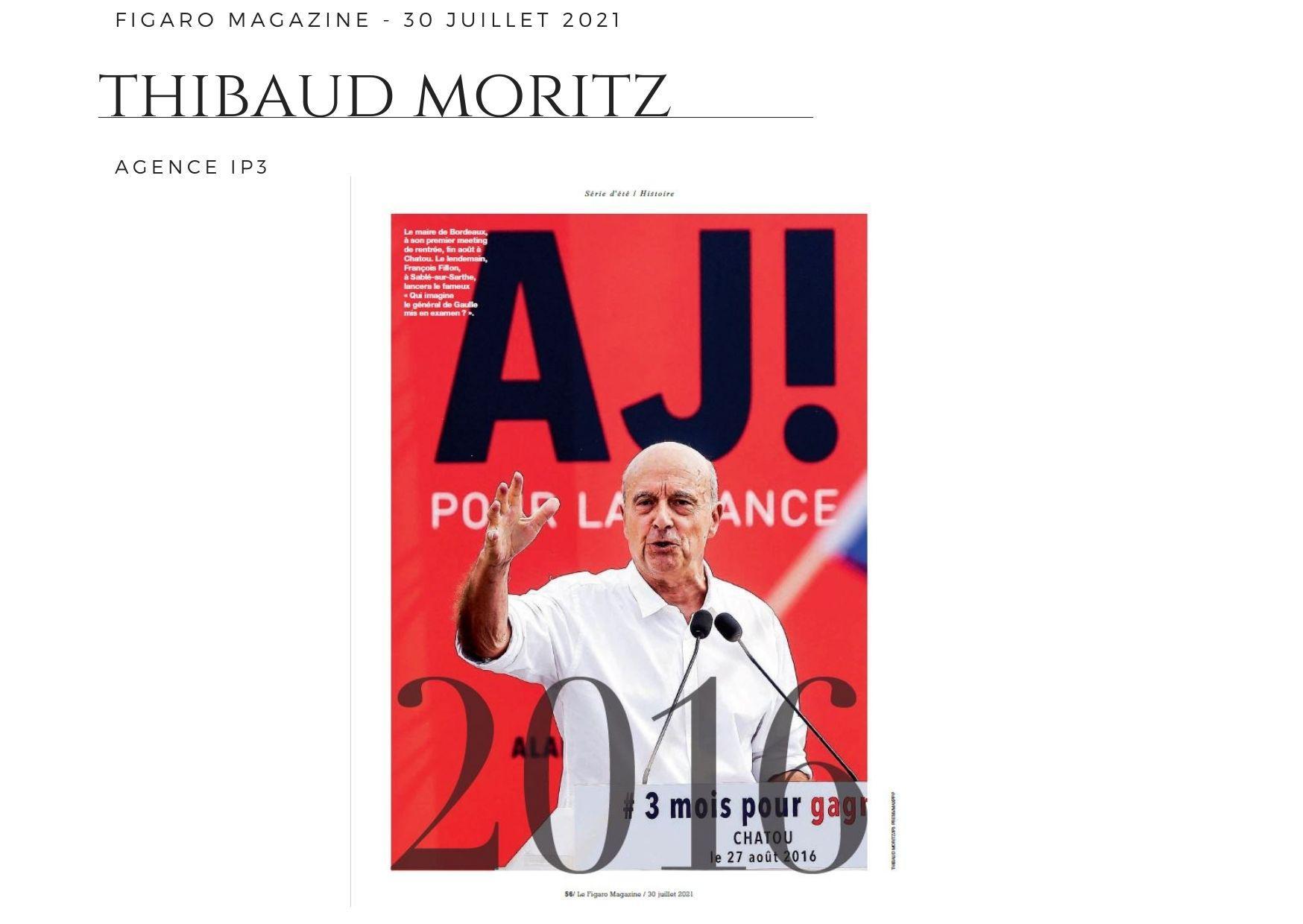 Figaro Magazine - 30 juillet 2021