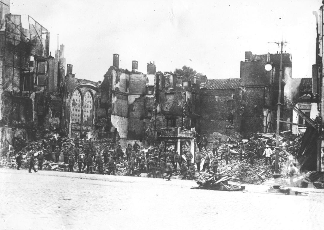 Bataille de Liège
