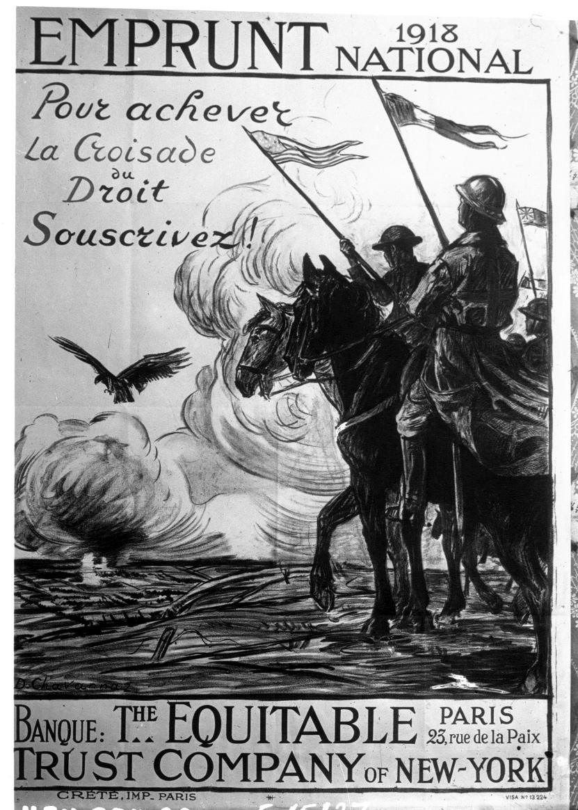 Emprunt National - Première Guerre Mondiale