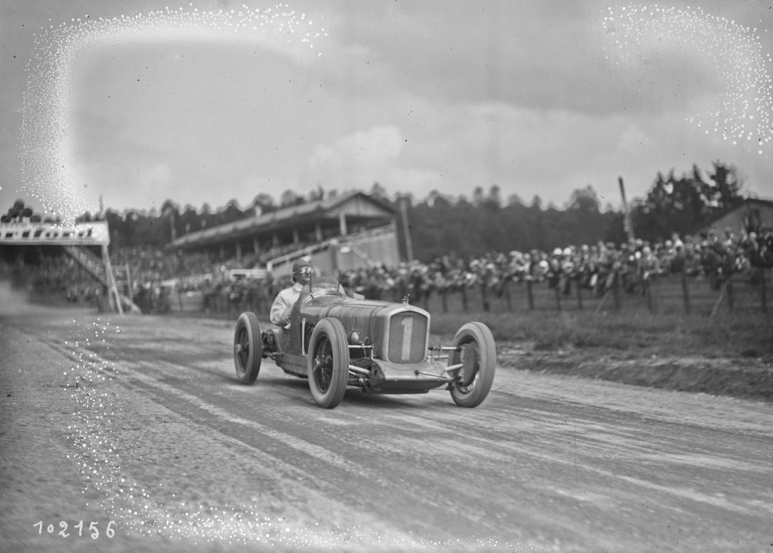 Grand Prix d'Europe à Spa - 1925
