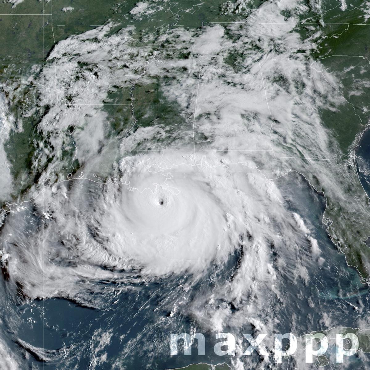 Hurricane Ida Strikes Louisiana in USA