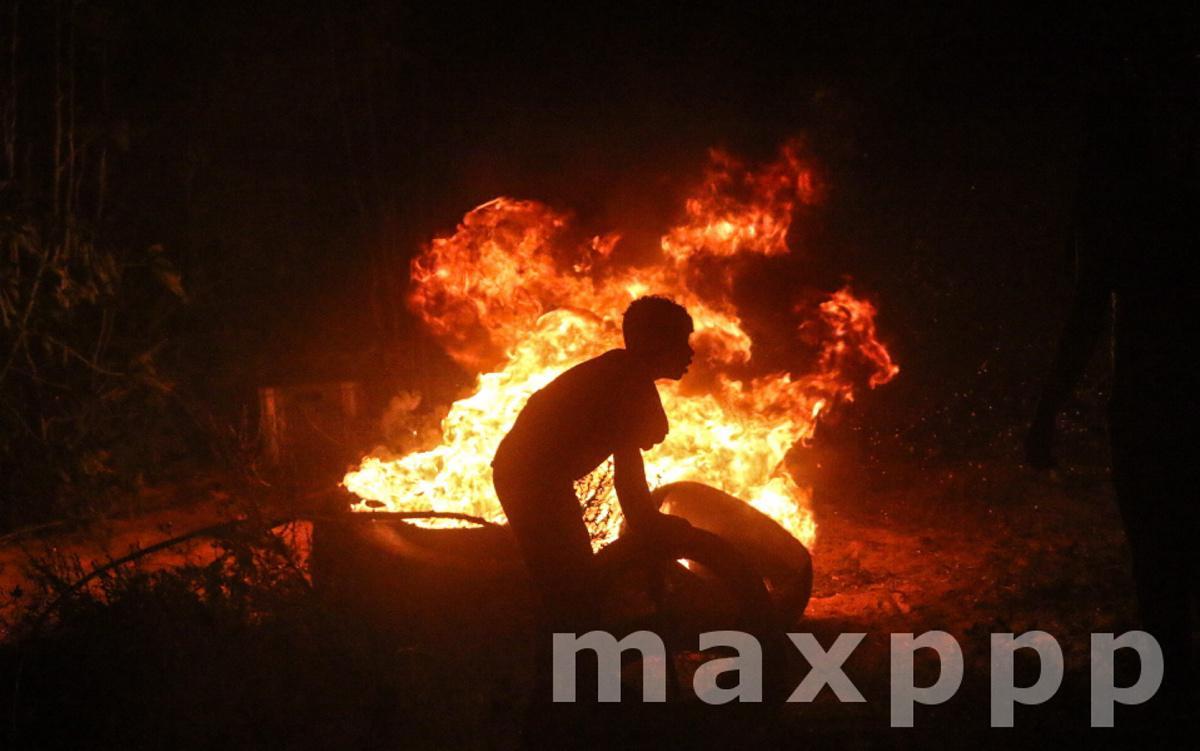 Night Harassment Unit in Gaza, Palestine