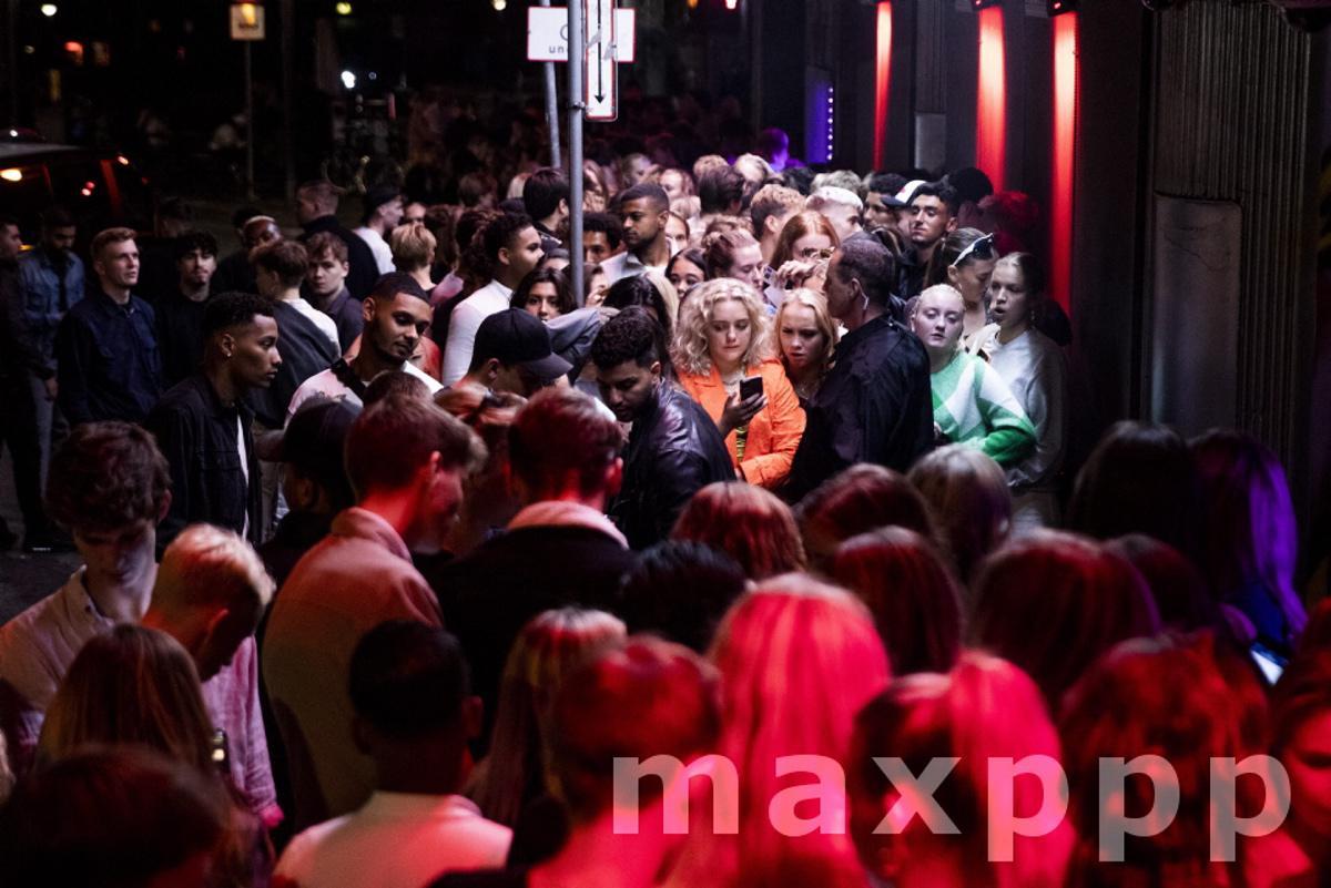 Nightlife has resurfaced after coronavirus shutdown in Denmark