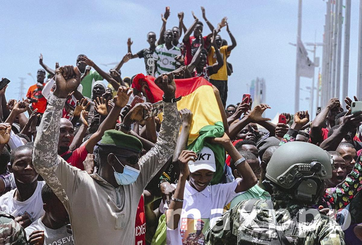 Coup Aftermath in Guinea
