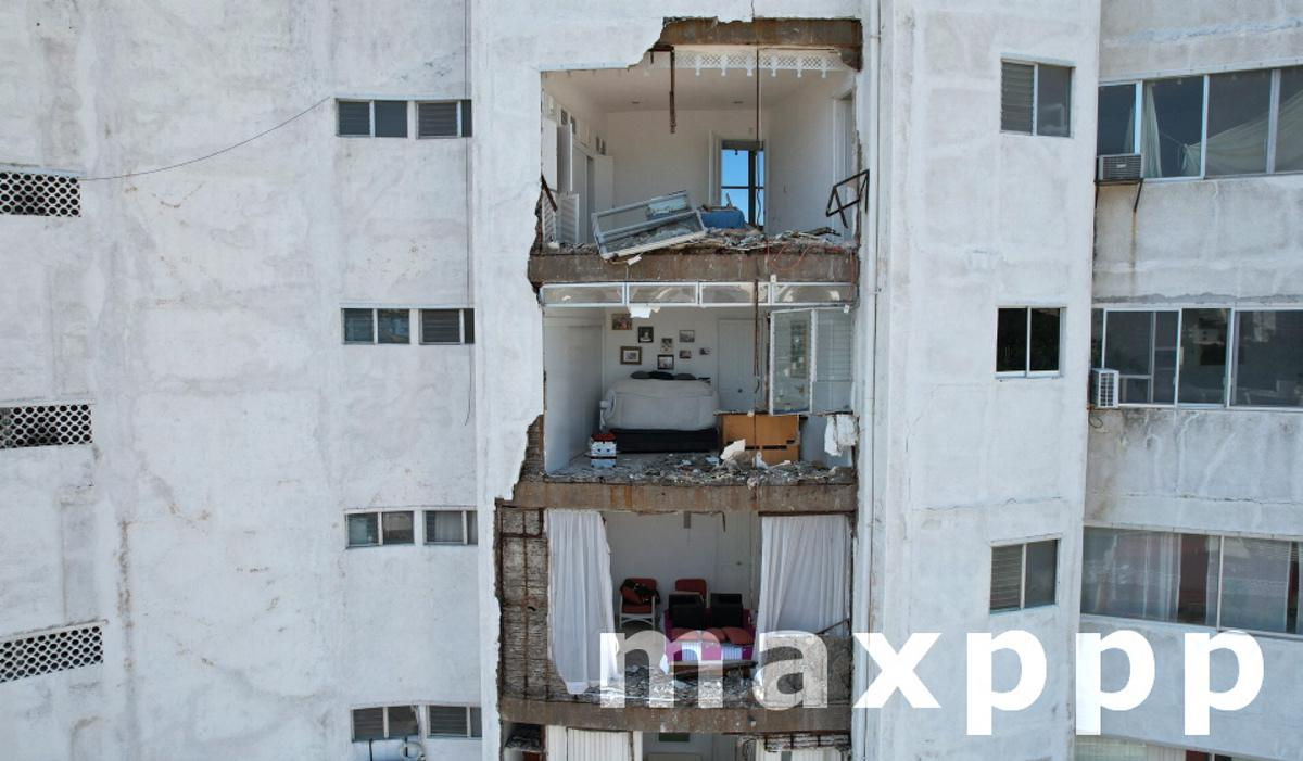 7.1 magnitude earthquake aftermath