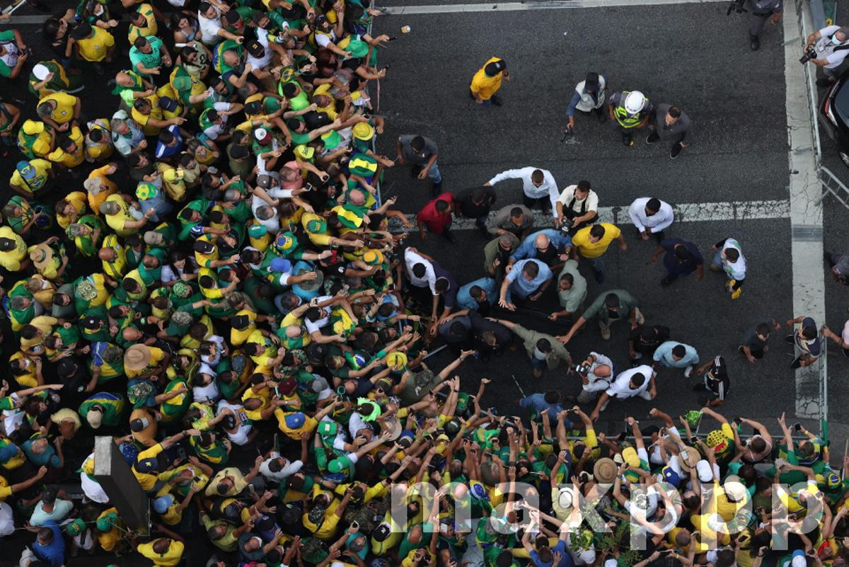 Bolsonaro threatens the Supreme Court during massive ultra-right demonstration