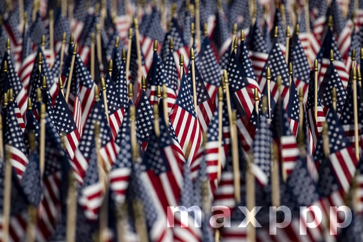 9/11 20th Anniversary Commemoration at the The Richard Nixon Library & Museum in Yorba Linda