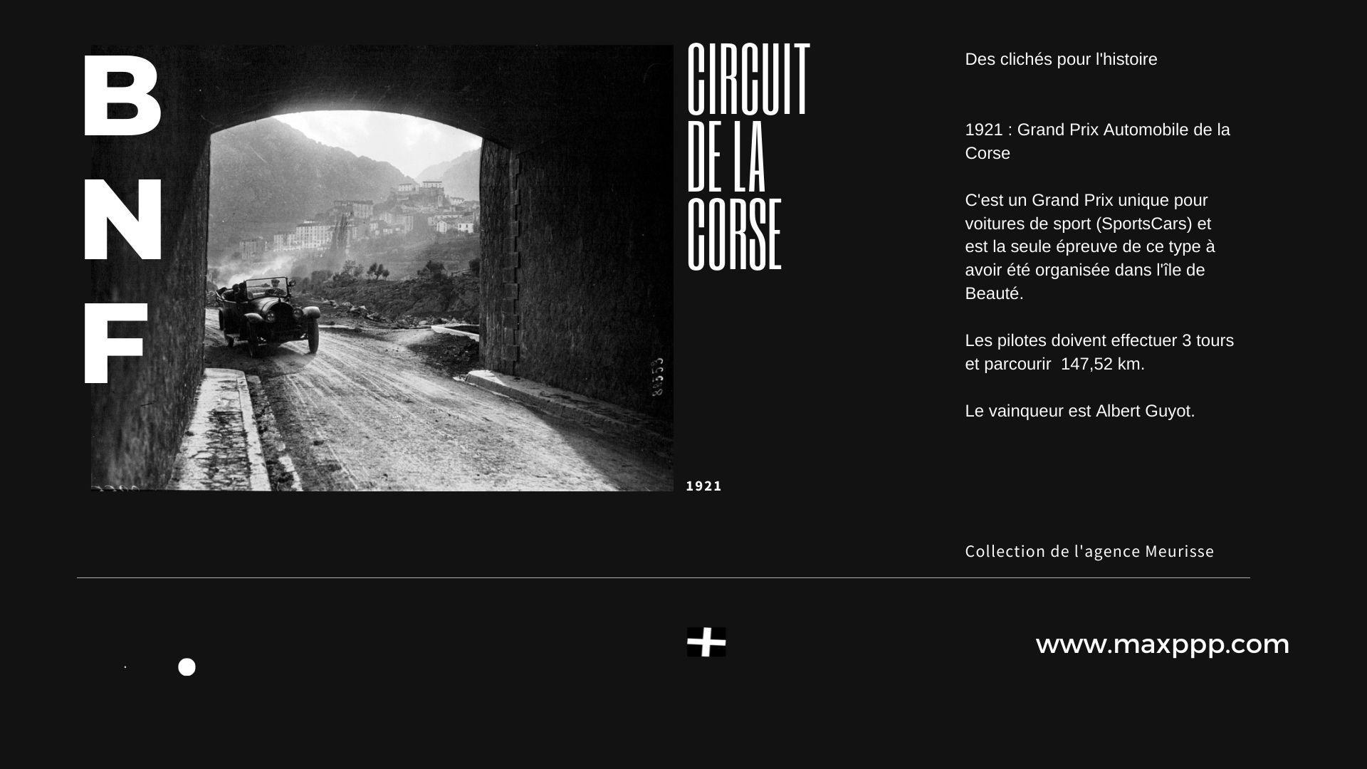 Circuit de la Corse