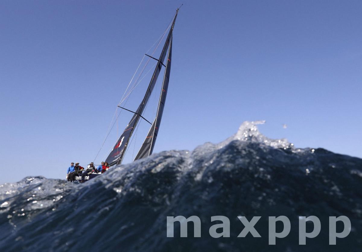 Spring Regatta yacht racing