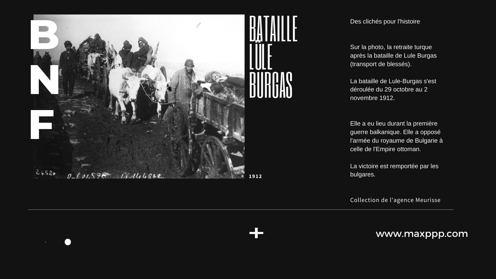 Bataille Lule Burgas