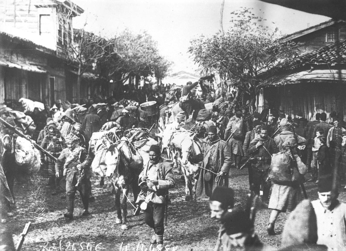 Bataille de Lule Burgas