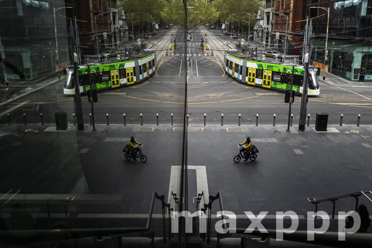 Melbourne is now city under longest COVID-19 lockdown
