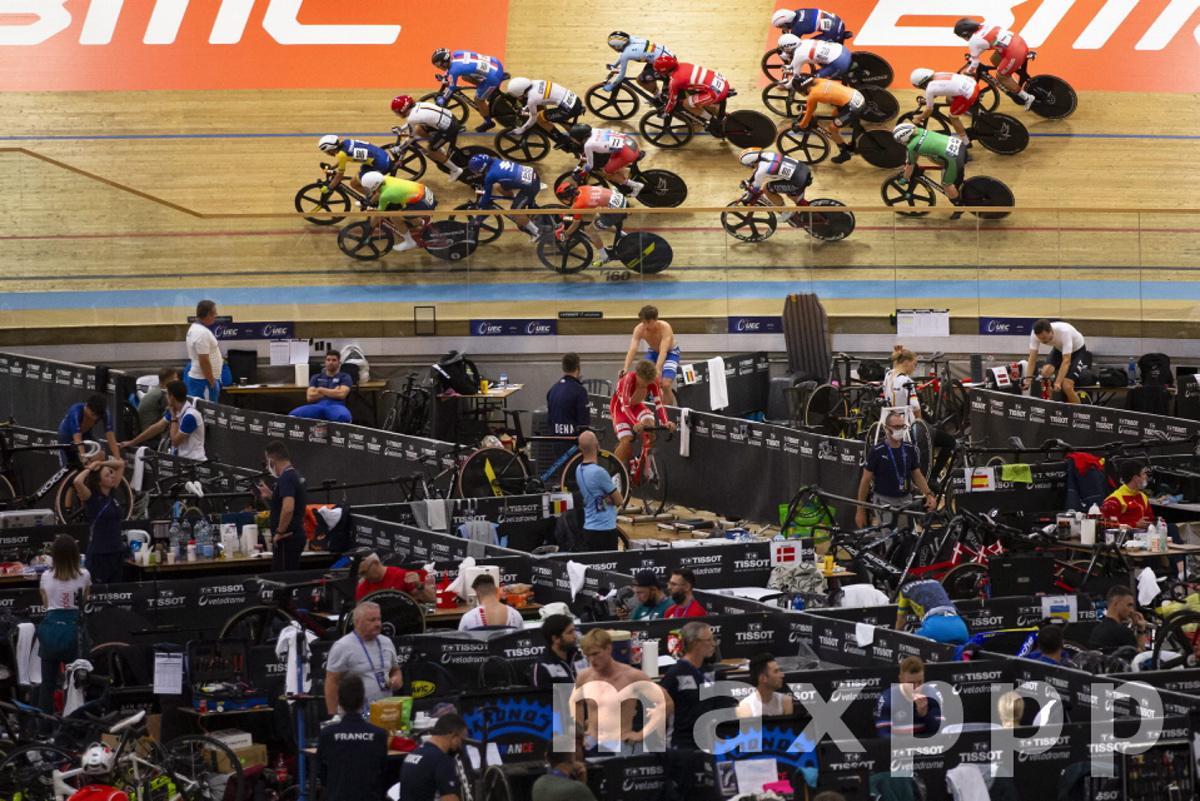 UEC Track Cycling European Championships