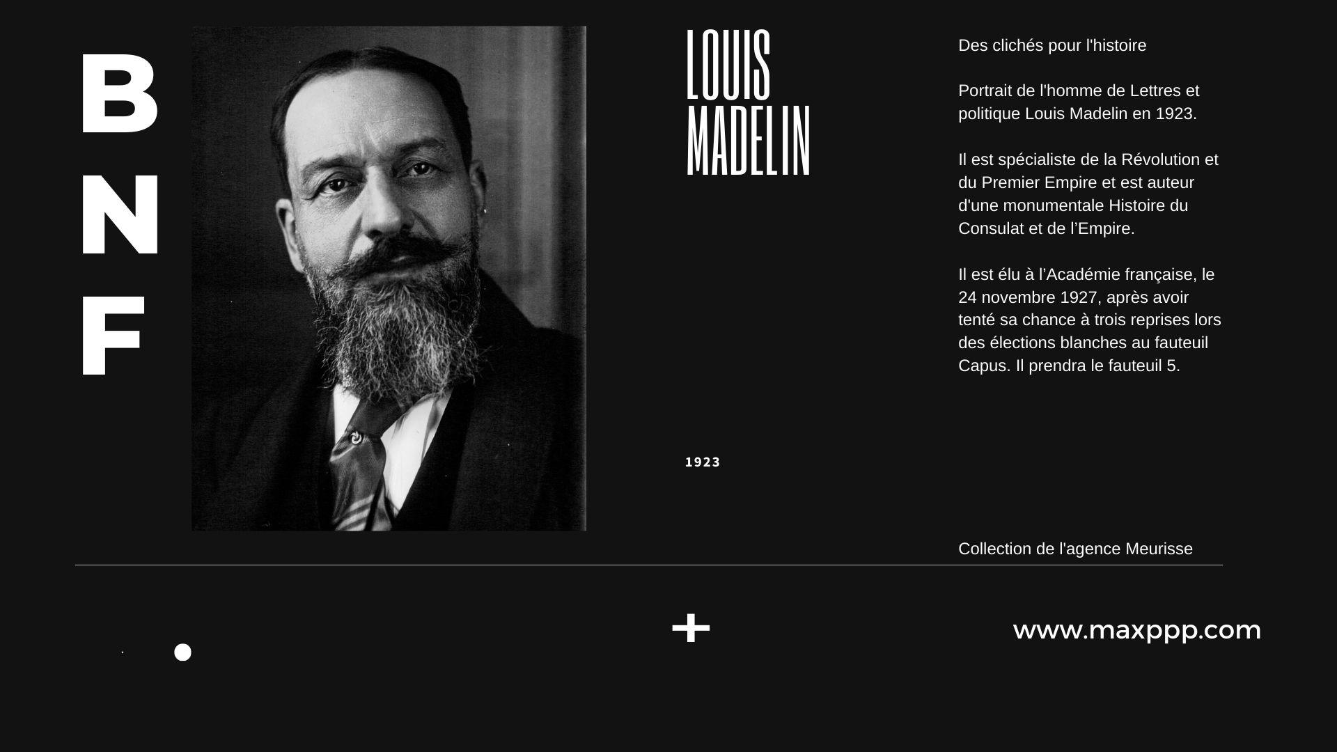 Louis Madelin