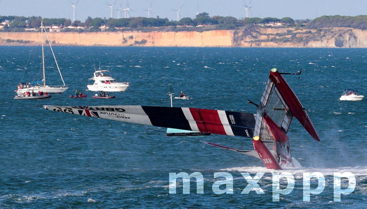 Spain Sail Grand Prix Andalucia - Cadiz