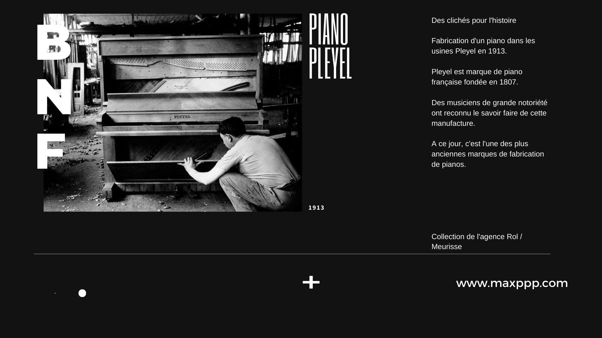 Manufacture Pleyel
