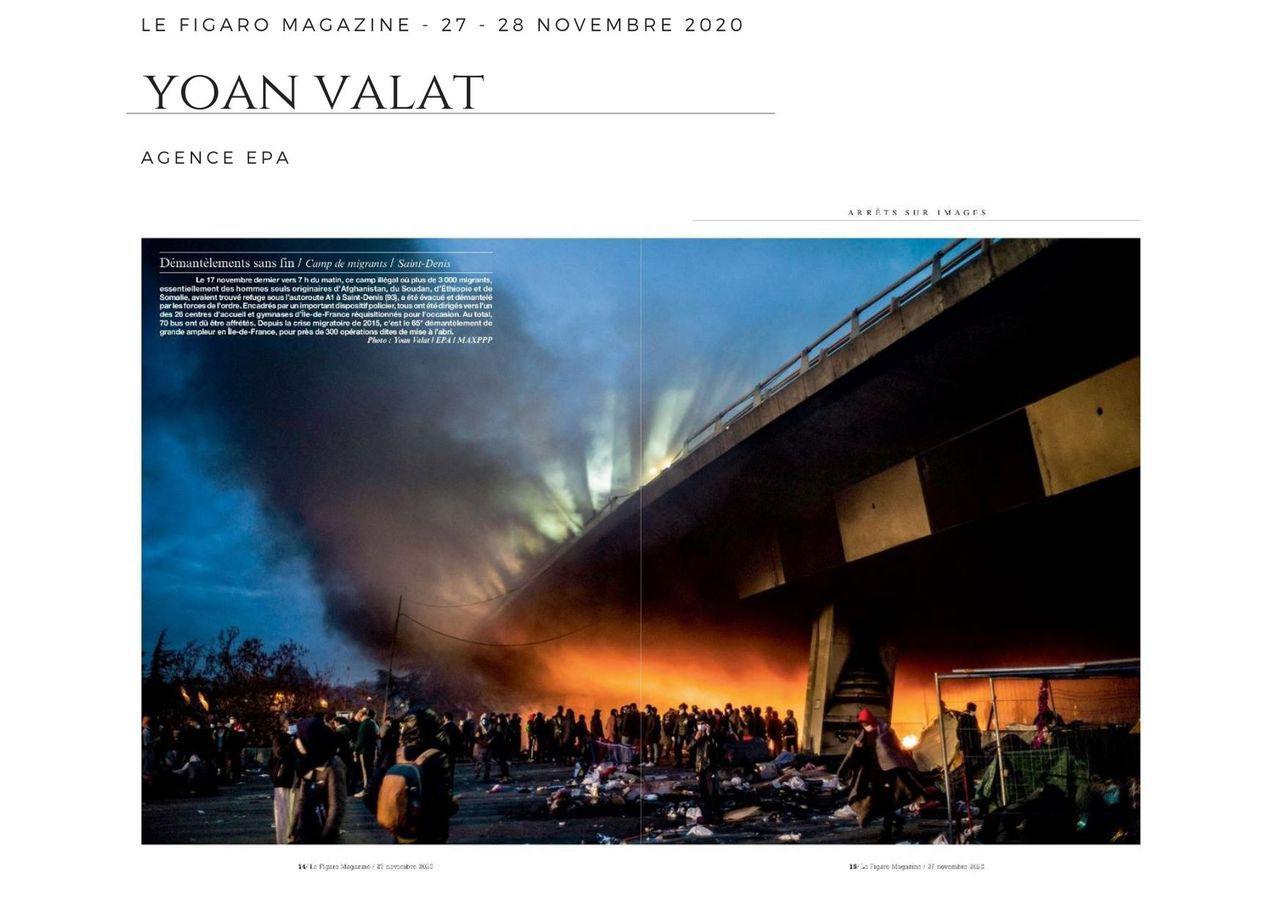 Le Figaro Magazine - 27 - 28 novembre 2020