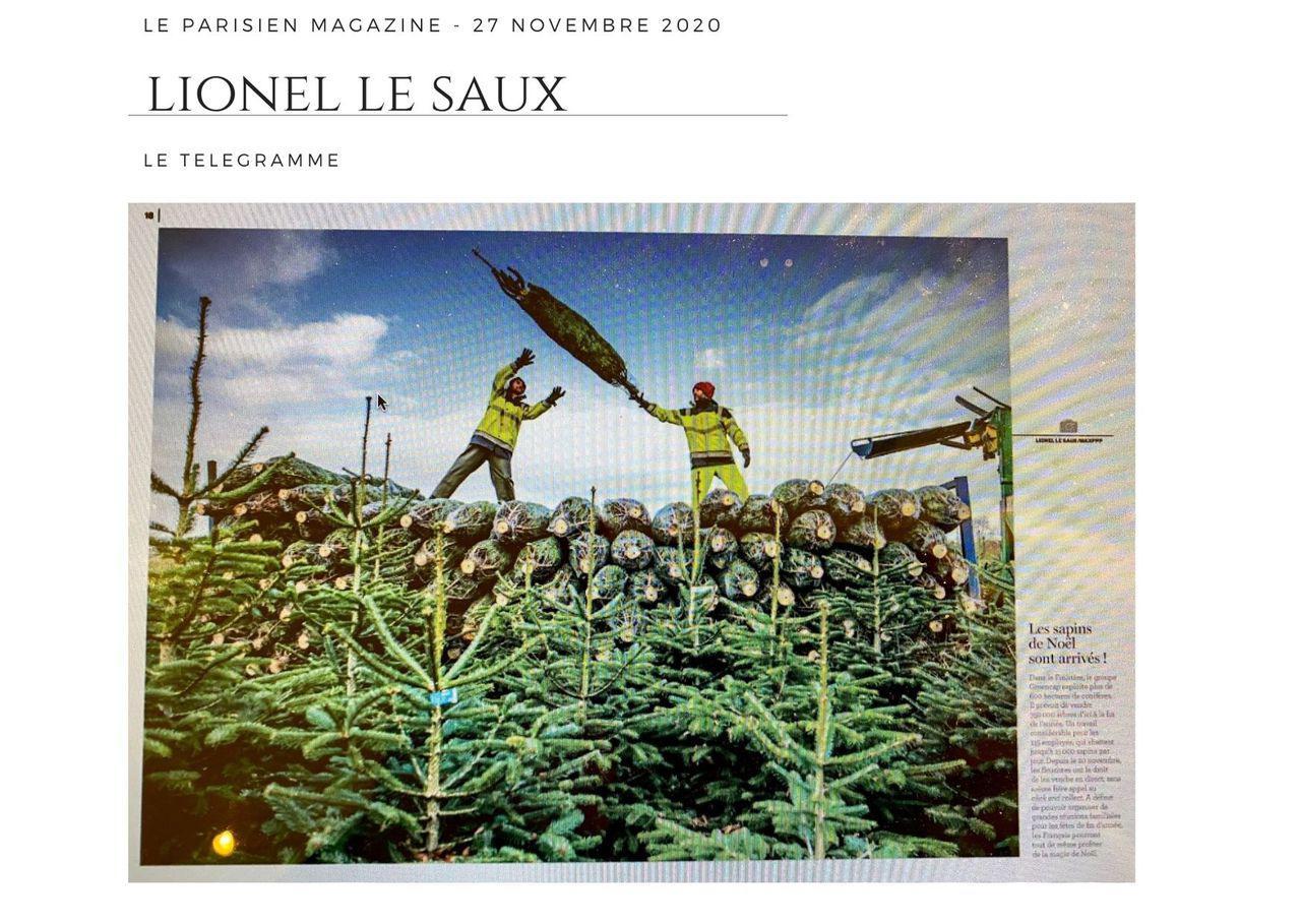 Le Parisien Mag - 28 novembre 2020
