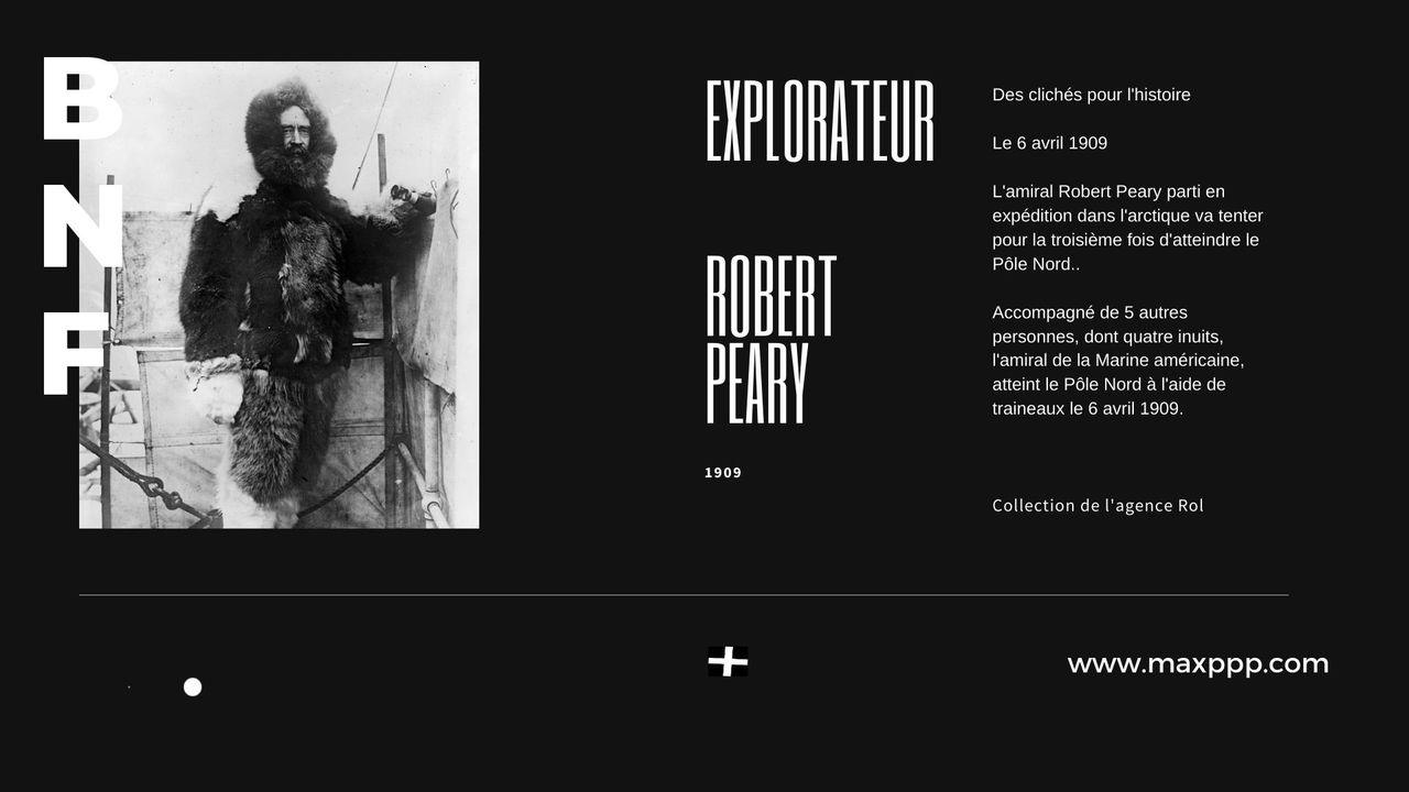 Amiral Robert Peary