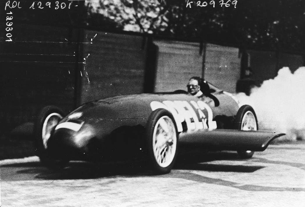 L'auto-fusée de Fritz Von Opel