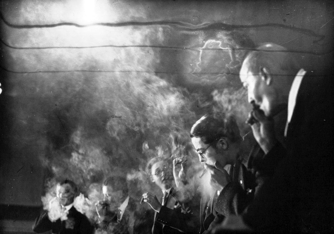 Concours de tabagie - 1932