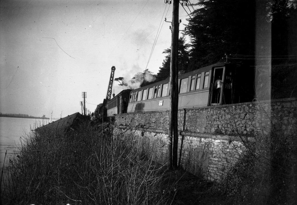 Accident de chemin de fer d'Ancenis