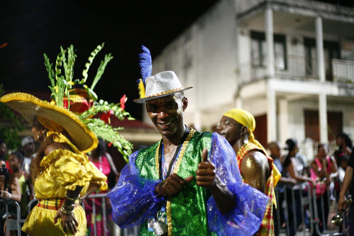 Le Carnaval de Guadeloupe