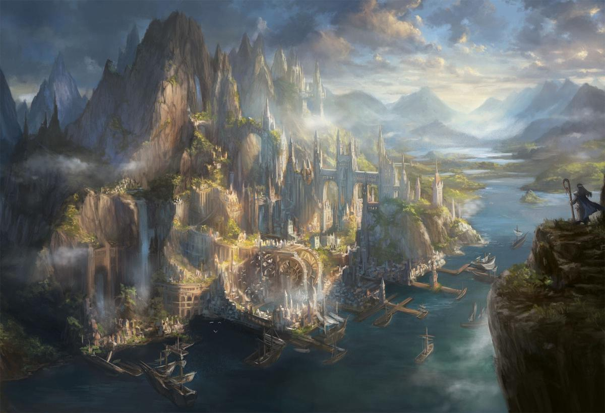 Revelations of the Virgin Mary: Atlantis, a civilization that disappeared