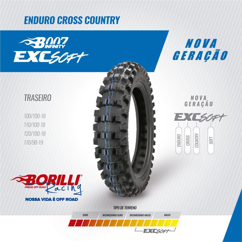 Conheça o B007 Infinity EXC Soft