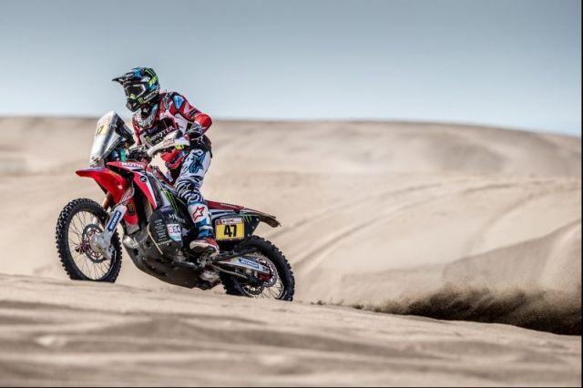 6ª etapa Rally Dakar, Benavides assume a liderança