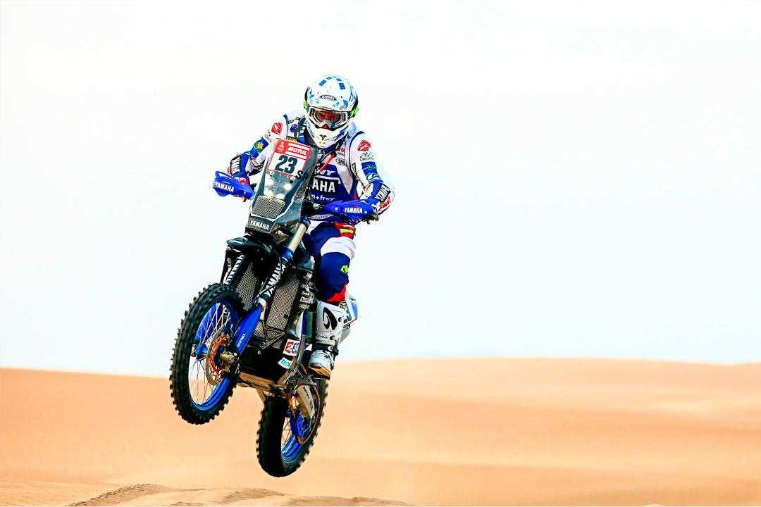 Yamaha vence a 4ª etapa do Rally Dakar 2018