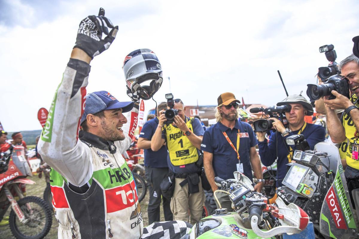 Final Rally Dakar 2018: dupla de brasileiros conquista o 1º lugar